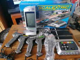Scalextric digital 6 car power base