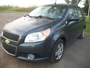 2010 Chev. Aveo 5dr.wagon  [ Special until the weekend }