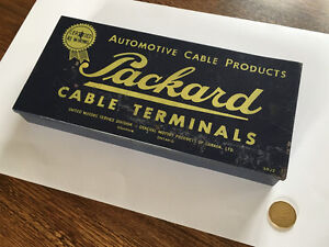 Packard Automotive Products Box