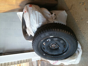 Winter tires and Rims for sale