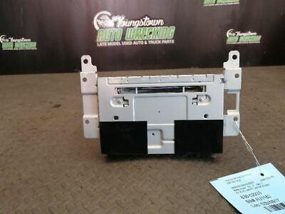 Audio Equipment Radio Receiver AM-FM-CD-MP3 Single Disc Fits 08 ESCAPE 1993946