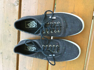 Vans sneakers - size 5 youth