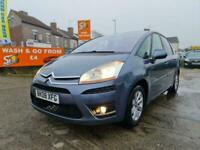 2008 Citroen C4 Picasso 2.0HDi 16V Exclusive 5dr EGS [5 Seat] MPV Diesel Automat
