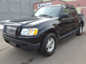 2005 FORD EXPLORER SPORT TRAC FULLY INSPECTED AND SERVICED