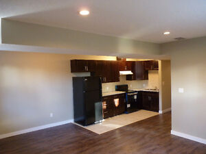 Newly renovated two bedroom suite for rent