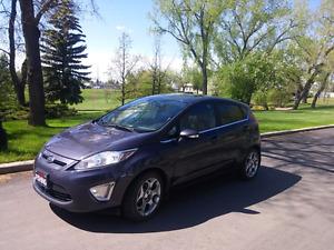 Ford Fiesta Hatchback Titanium 2013