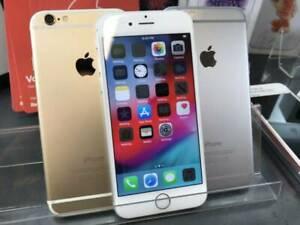 IPHONE 6 16GB/32GB/64GB SILVER/ GOLD/SPACE GREY WITH WARRANTY RECEIPT