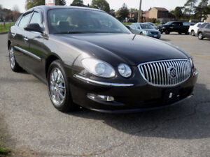 2009 Buick Allure Sedan CXL ONLY 75.500 Km !!!