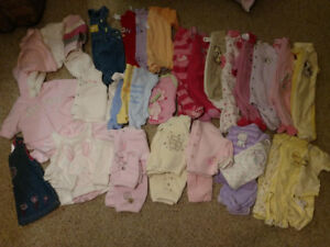 3 Month Girls Baby Clothing