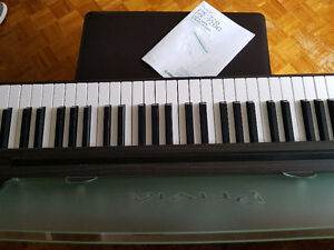 Like New Casio Privia PX-720 Digital Piano With Bench