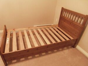 Hemnes Bed Frame- Twin size