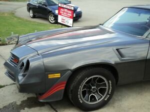 1981 - Camaro Z28 - All Numbers Matching, T-Roof, 4 speed Munci