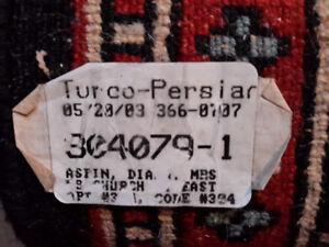 Turco- Persian Rug