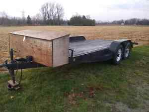 Equipment hauler. Float trailer  Oakville / Halton Region Toronto (GTA) image 1