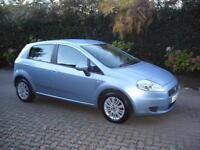 Fiat Grande Punto 1.4 ( 77bhp ) Dualogic Dynamic