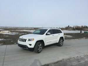 2015 Jeep Grand Cherokee Limite, PRIVATE SALE NO GST