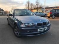 * AUTOMATIC * BMW 325 2.5i auto 2001MY i SE PETROL LOW MILEAGE FSH BMW 3 SERIES