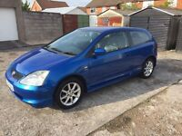 Honda Civic Sport, 1.6 Vetec
