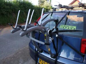 Saris Bones 2 - Car Trunk Bike Rack