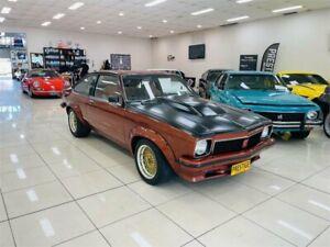 1976 Holden Torana LX SS Brown 4 Speed Manual Liftback Carss Park Kogarah Area Preview
