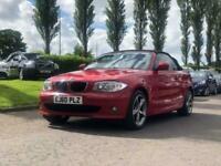2010 BMW 1 Series 2.0 120I SPORT 2d 168 BHP Convertible Petrol Automatic