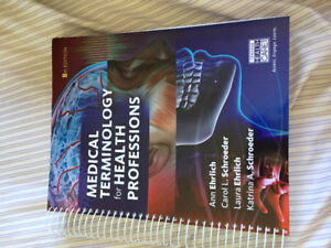Medical Terminology for Health Professionals