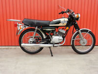 YAMAHA RS100 B 1974 96cc Matching Numbers MOT'd APRIL 2019