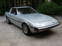 Rx7 1980 exotic car for sale