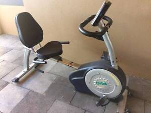 HEAVY DUTY RECUMBENT Exercise ORBIT bike Pearsall Wanneroo Area Preview