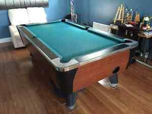 Table de billard Dynamo