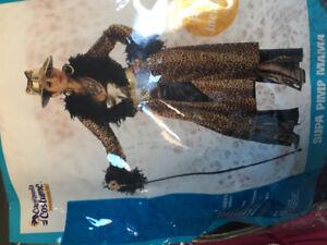 Amazing Halloween costume - female pimp! $50