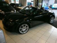 Audi TT Roadster 1.8 ( 225bhp ) 4X4 Roadster 1999MY T quattro FSH ** STUNNING **