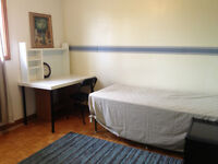 $ 520 bedroom with private bathroom on 2/F bedroom at Kennedy /