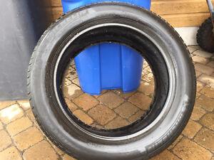 2 pneus Michelin Latitude HP