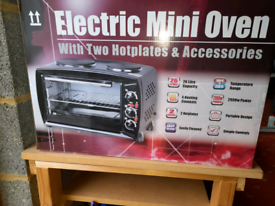 Electric mini oven- Reduced