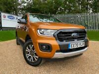 Manual Used Ford Ranger Wildtrack NO VAT for sale