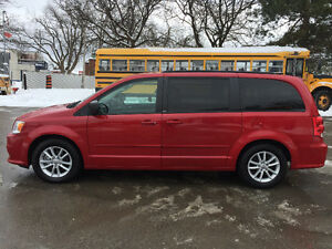 Awesome Deal 2013 Dodge Caravan 30000K Loaded lady driven