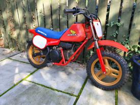 Honda qr50