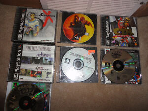 Sony PS one Games