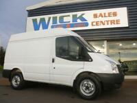 2013 Ford TRANSIT 330 SHR SWB 125ps VAN Manual Medium Van