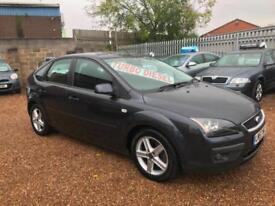 2008 Ford Focus 1.8 TDCi ( 115ps ) Zetec Climate Grey, **ANY PX WELCOME**