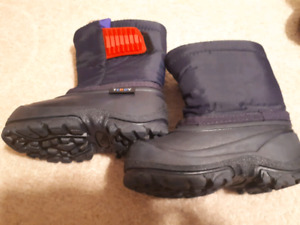 Size5 toddler boy winter boots