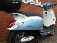 SYM FIDDLE 3 125 SCOOTER