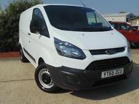 2015 Ford Transit Custom Base Model L1 H1 100 PS 4 door Panel Van
