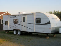 sportement travel trailer (roulotte)