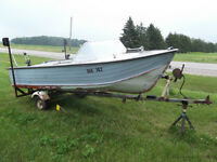 for sale 14.6 ft boat