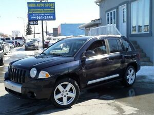 2010 Jeep Compass LIMITED*CUIRE*TOIT*FINANCEMENT 1*2*3
