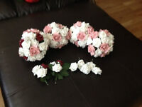 Wedding Bouquets, Corsages, Boutonniere Package