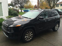 2015 Jeep Cherokee Limited - PRICE REDUCED!! MUST GO