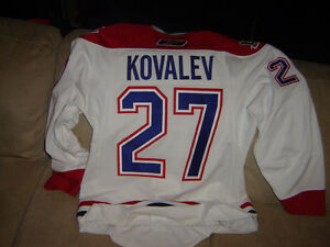 Autographed, game issued pro/semi-pro hockey jerseys for sale Windsor Region Ontario image 10